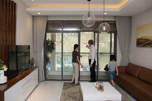 Với sự góp mặt của các thương hiệu nổi tiếng, căn hộ The GoldView khác biệt về chất lượng và thẩm mỹ.