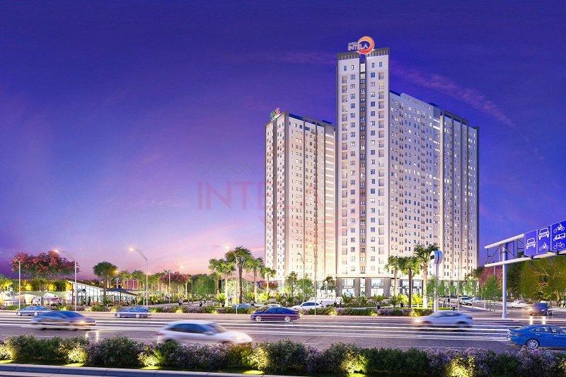 Phong cảnh mới Saigon Intela