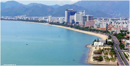 Nha Trang dẫn đầu về tốc độ lưu trú khách du lịch cao nhất nước.