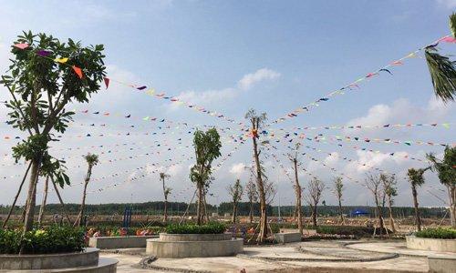Một dự án sẵn sàng mở bán tại Nhơn Trạch (Đồng Nai) trong quý II/2018